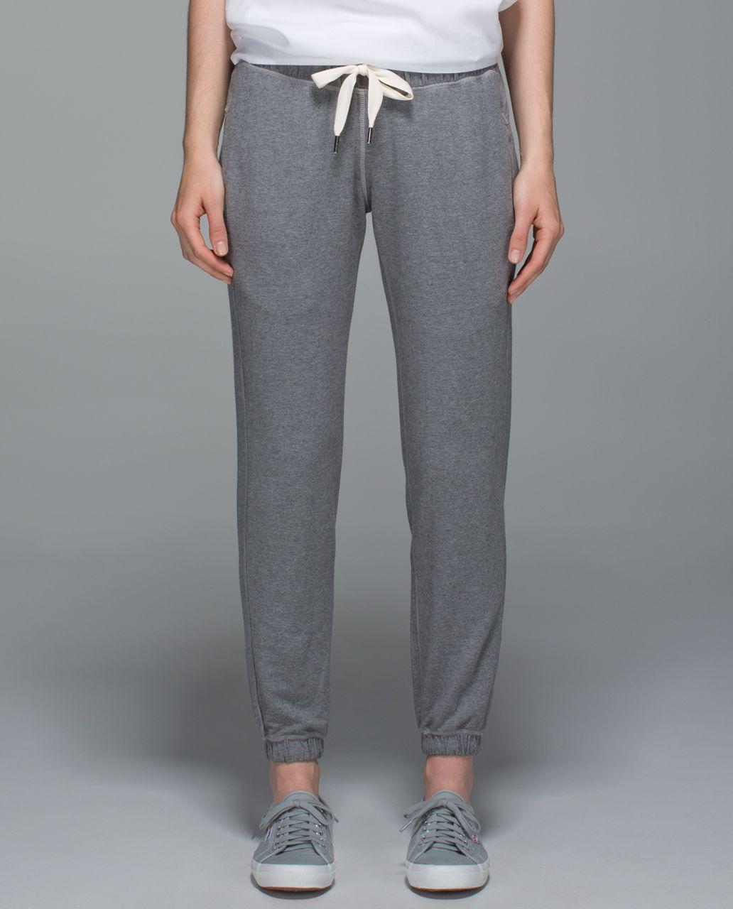 a679763f58 Lululemon Serenity Pant - Heathered Mod Medium Grey - lulu fanatics