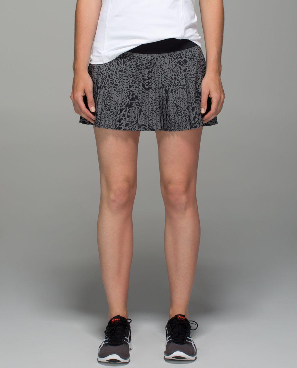 2be3bca60f Lululemon Pleat To Street Skirt II - Watermark Slate Black - lulu ...