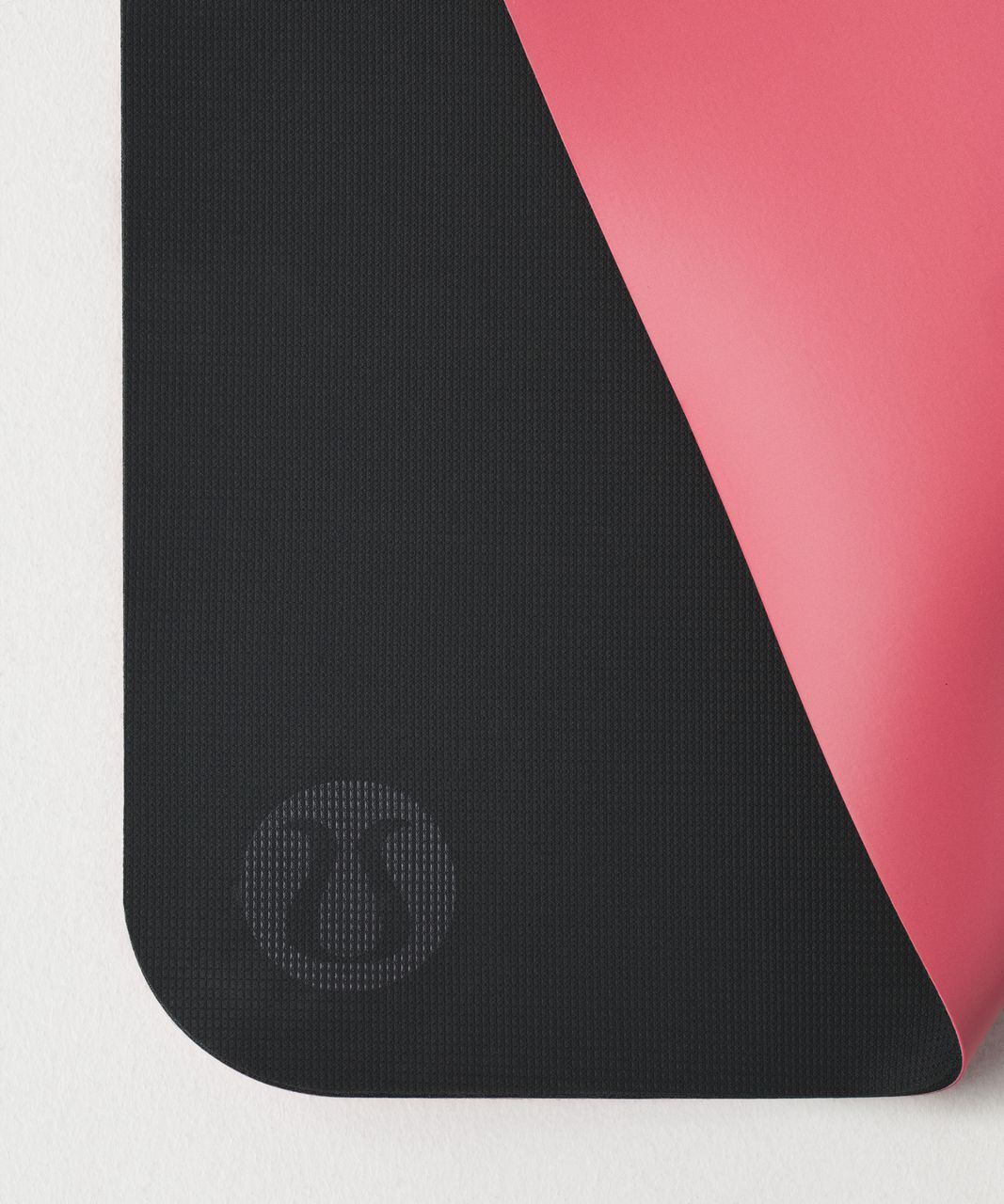 Lululemon The Reversible Mat 5mm - Pink Lemonade / Deep Coal