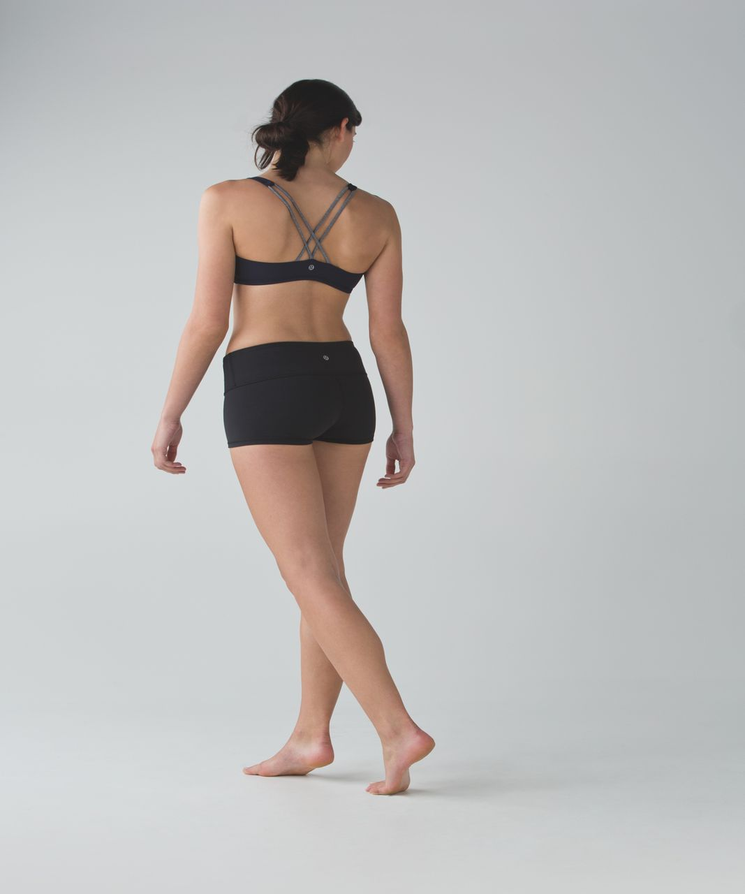 Lululemon Free To Be Bra - Naval Blue / Heathered Slate