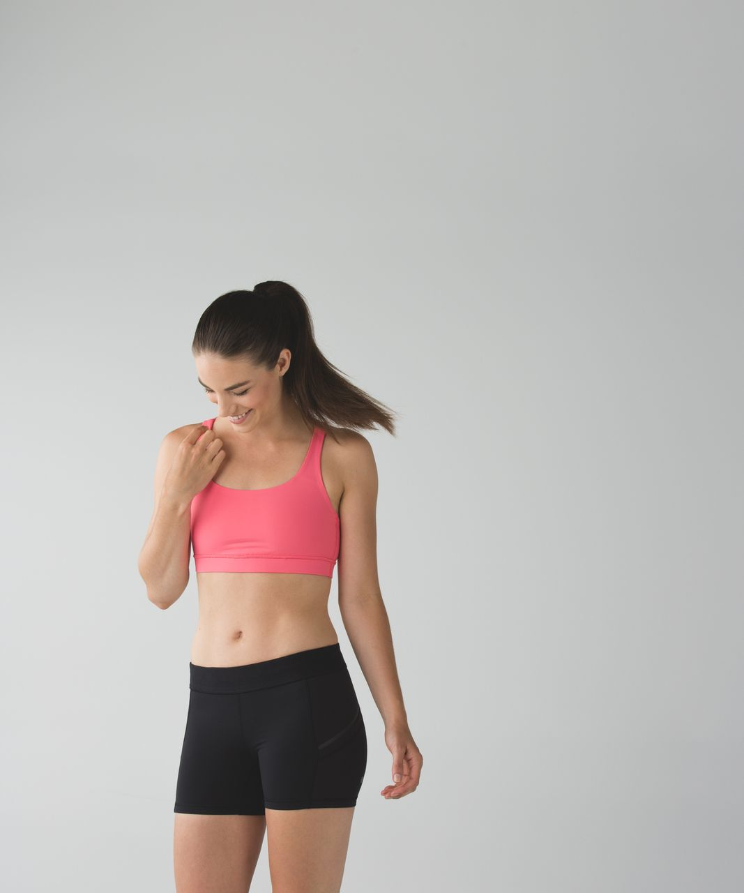 Lululemon Energy Bra - Pink Lemonade (First Release)