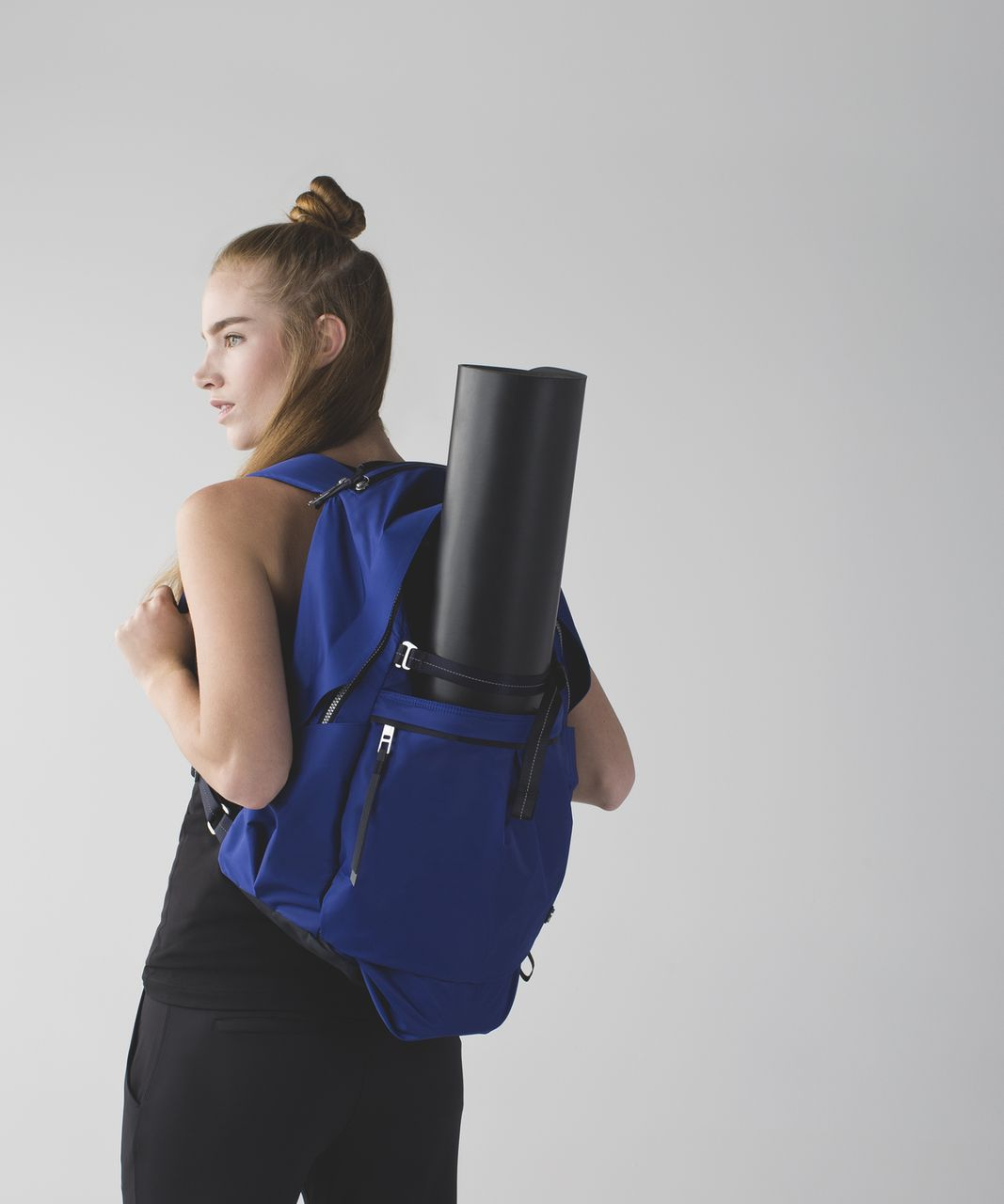 Lululemon Pack It Up Backpack - Sapphire Blue / Naval Blue