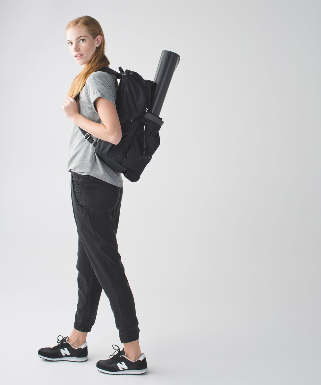 Lululemon Pack It Up Backpack Black Lulu Fanatics