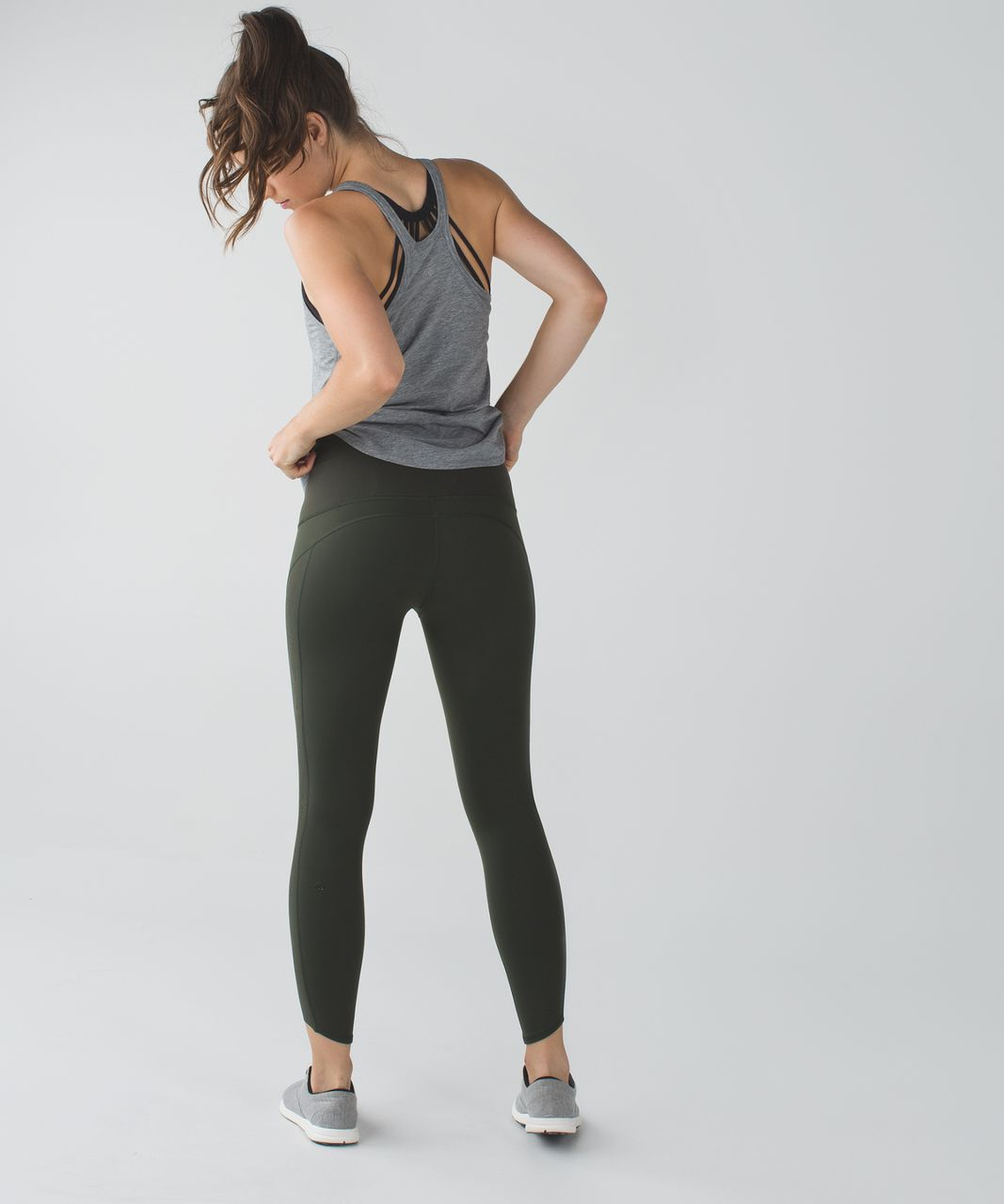 f42baa65a Lululemon Beyond Boundaries Pant - Gator Green   Fatigue Green ...