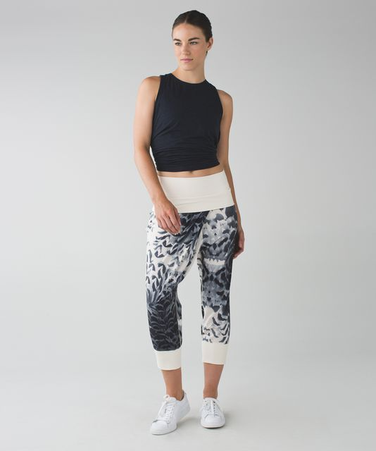 Lululemon Dance To Yoga Pant - Black - lulu fanatics