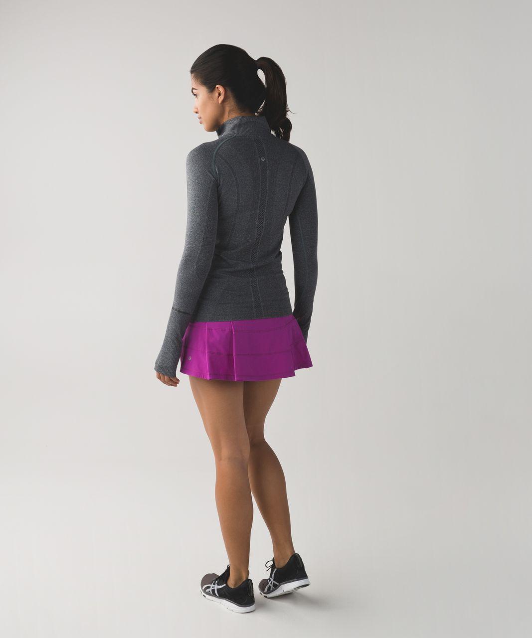 Lululemon Pace Rival Skirt II (Regular) *4-way Stretch - Ultra Violet / Space Dye Twist Ultra Violet Multi