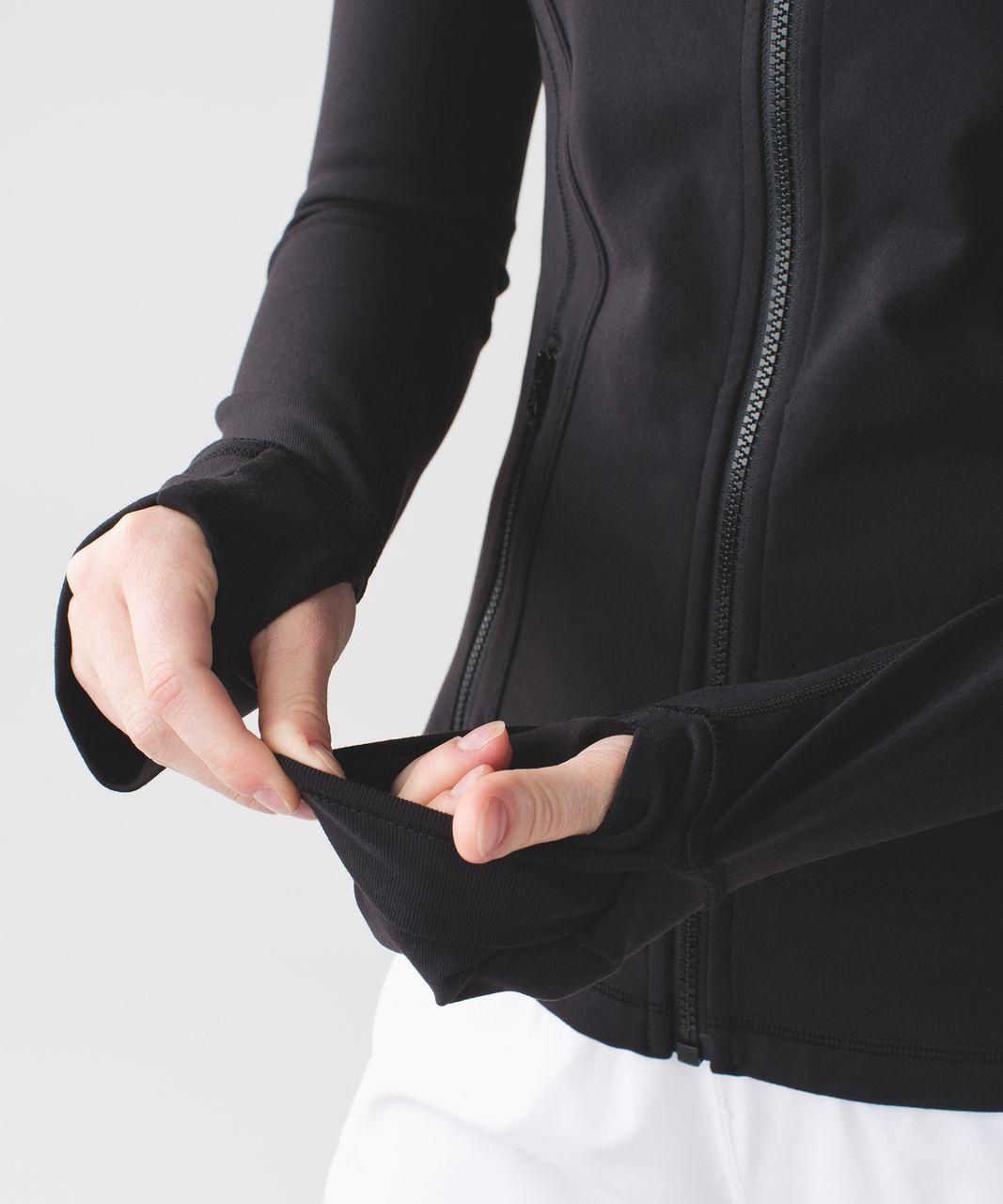 Lululemon Define Jacket *Laser Dot - Black