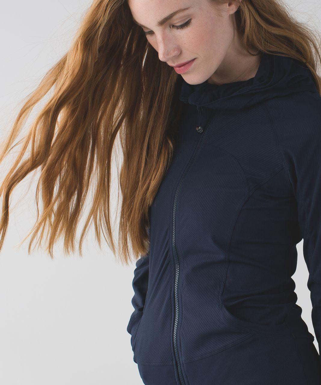 Lululemon In Flux Jacket - Inkwell