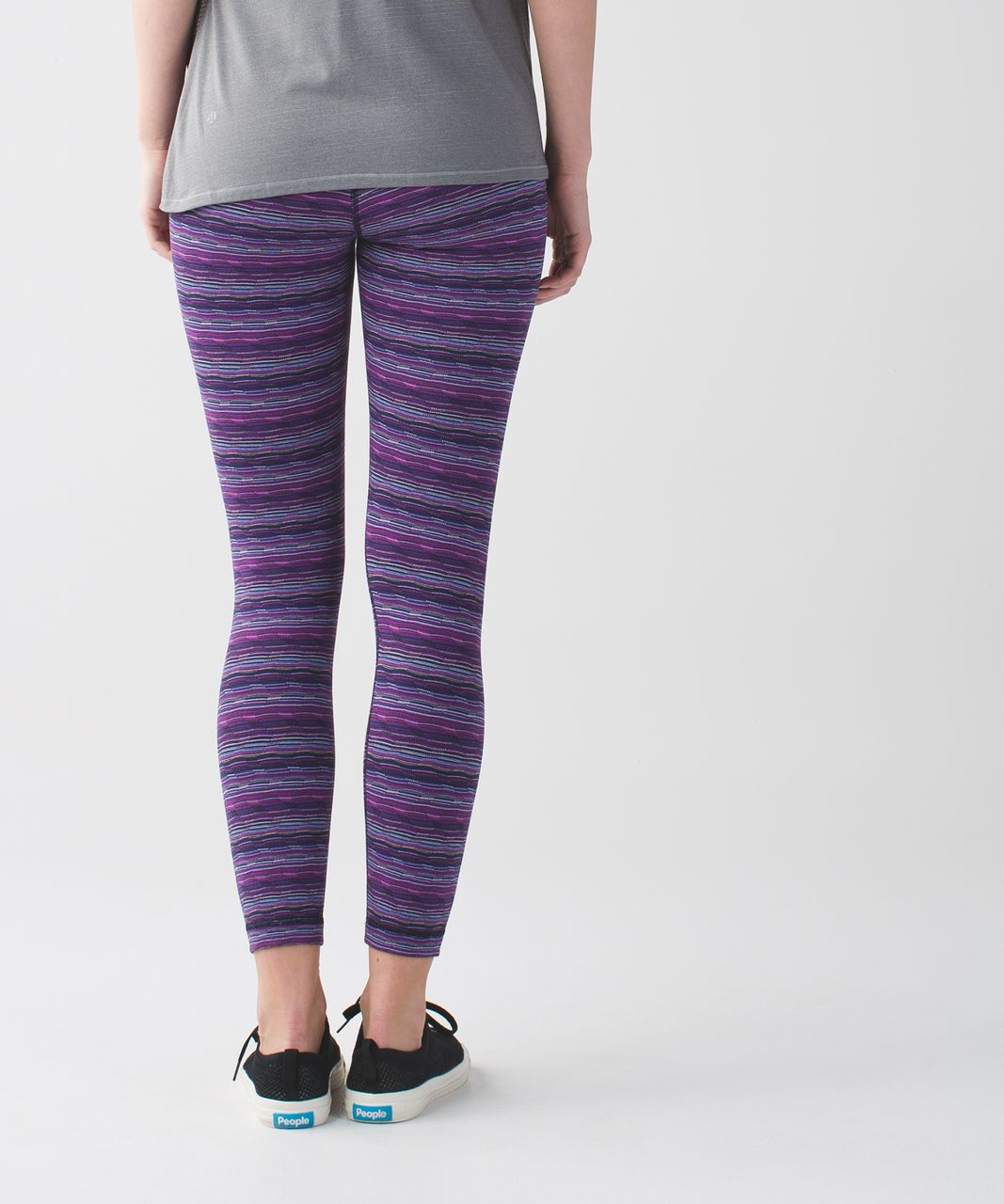 Lululemon High Times Pant - Space Dye Twist Ultra Violet Multi