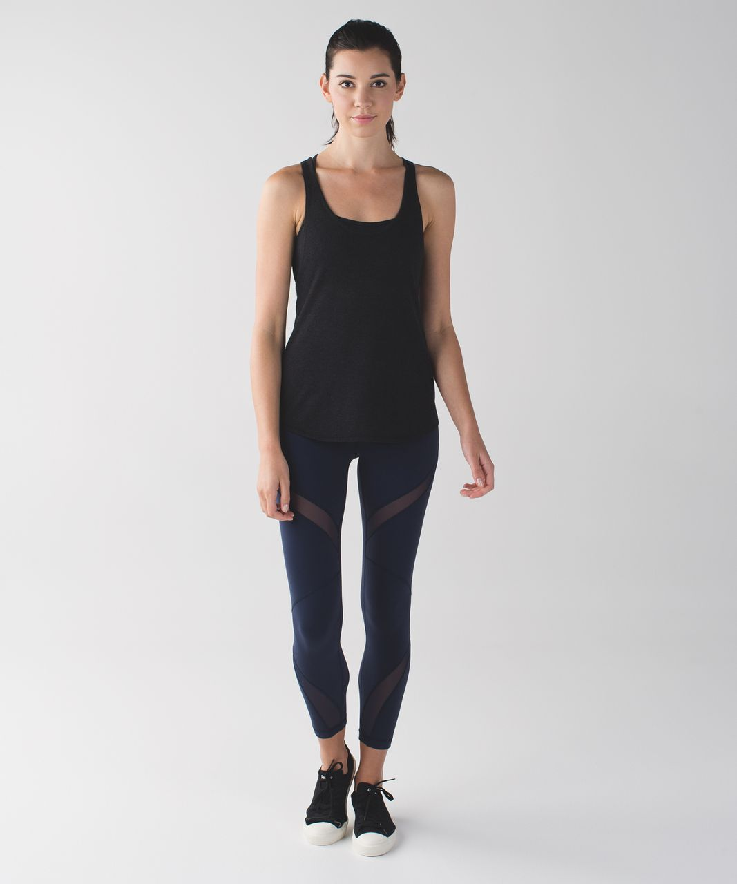 Lululemon High Times Pant *Wrap Mesh - Deep Navy
