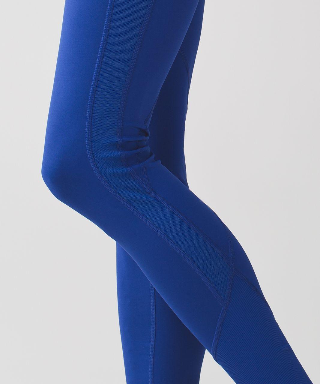 c3106d9a1 Lululemon Drop It Like It s Hot Tight - Sapphire Blue - lulu fanatics