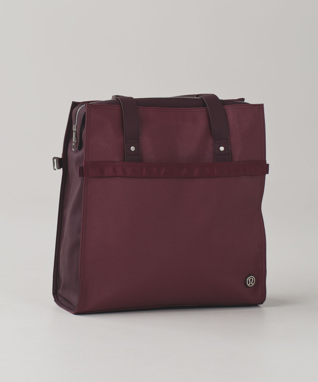 Lululemon Follow Your Bliss Bag Wine Berry