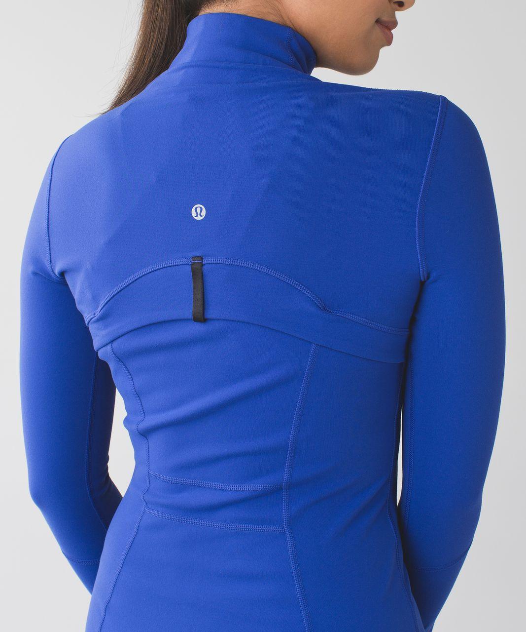 Lululemon Define Jacket - Sapphire Blue