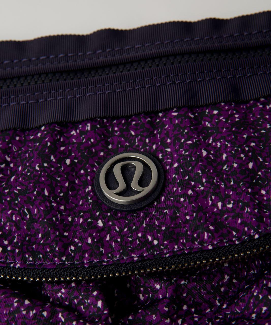 Lululemon Festival Bag - Flashback Static Powdered Rose Tender Violet 39ac92d38c546