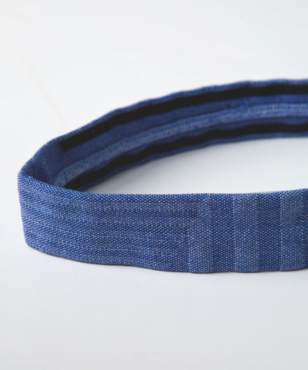 Lululemon Cardio Cross Trainer Headband - Sapphire Blue