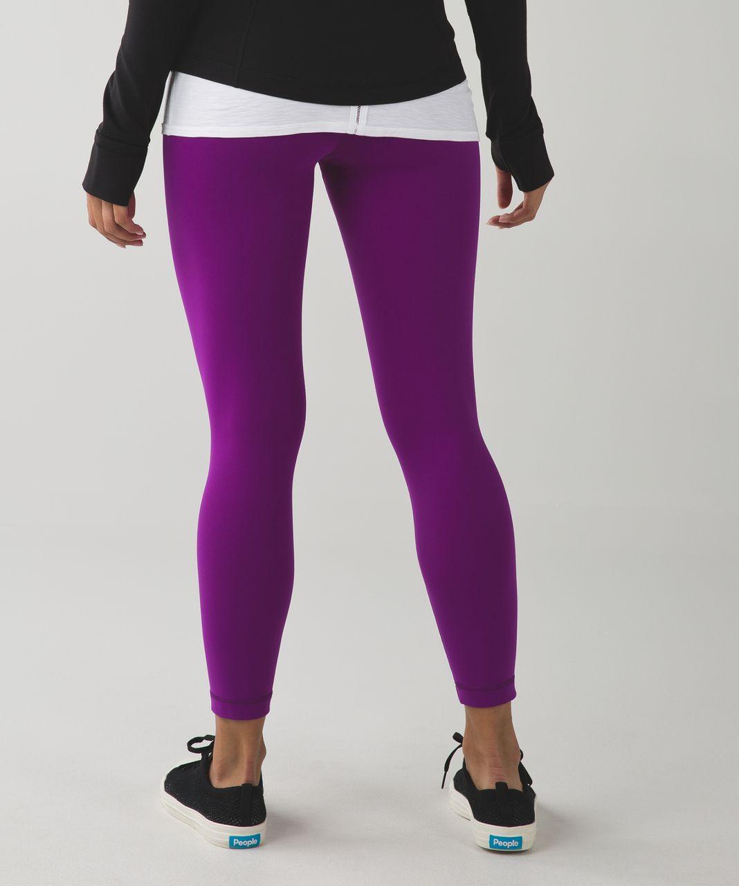 Lululemon High Times Pant *Full-On Luon - Tender Violet