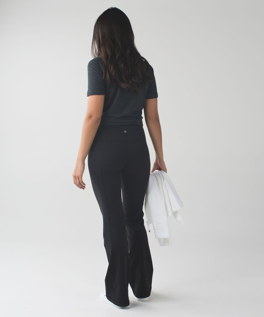 Lululemon Groove Pant III (Regular) *Brushed - Black
