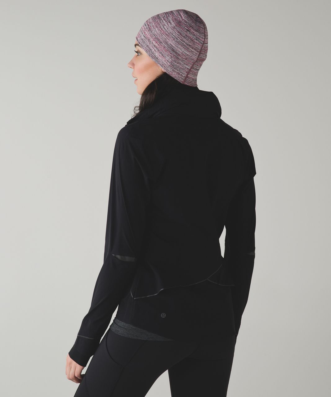 6478be4d50b6e Lululemon Run And Done Toque - Space Dye Camo Berry Rumble Multi ...