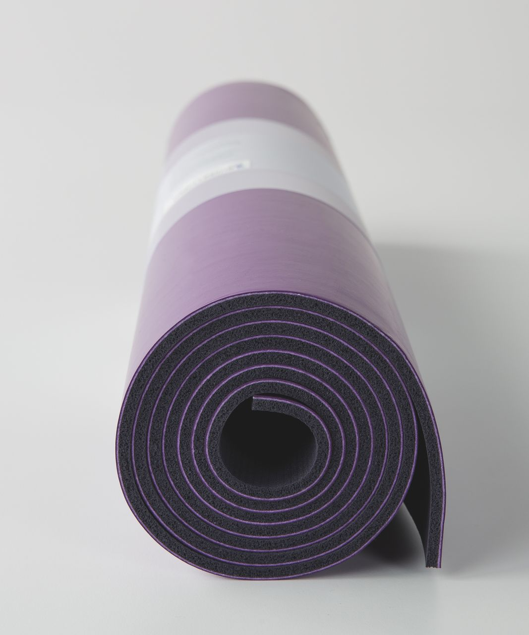 Lululemon The Reversible Mat 5mm - Tender Violet / Black Grape