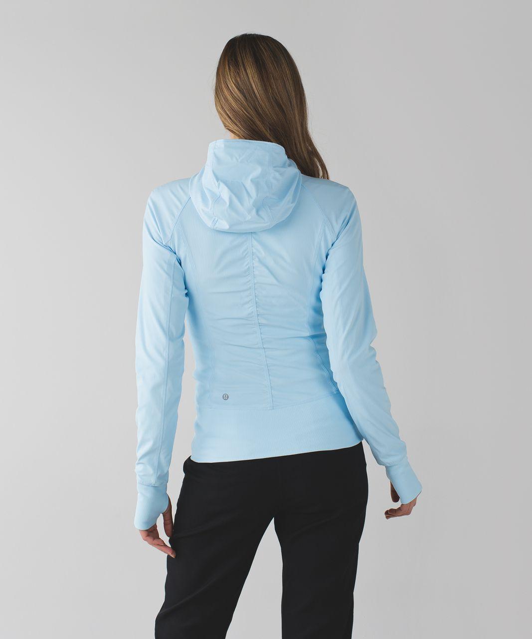 Lululemon In Flux Jacket - Caspian Blue