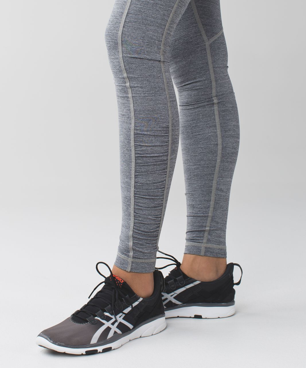 Lululemon Speed Tight IV - Space Dye Camo Black Dark Slate