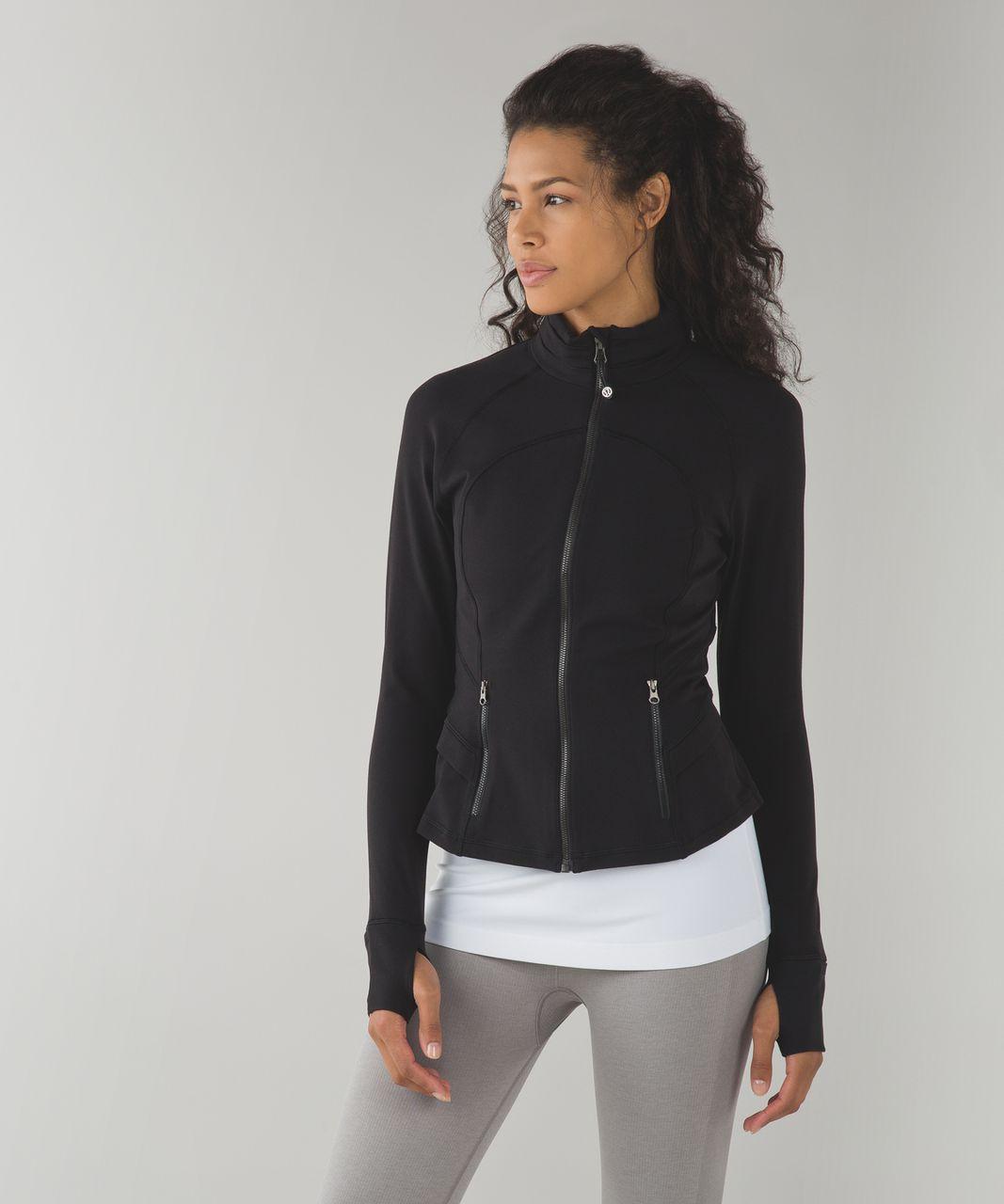 Lululemon Hustle In Your Bustle Jacket - Black