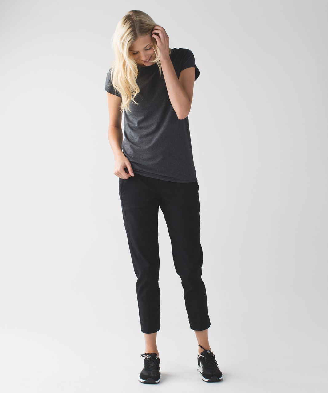 Lululemon &go Take You There Trouser - Black