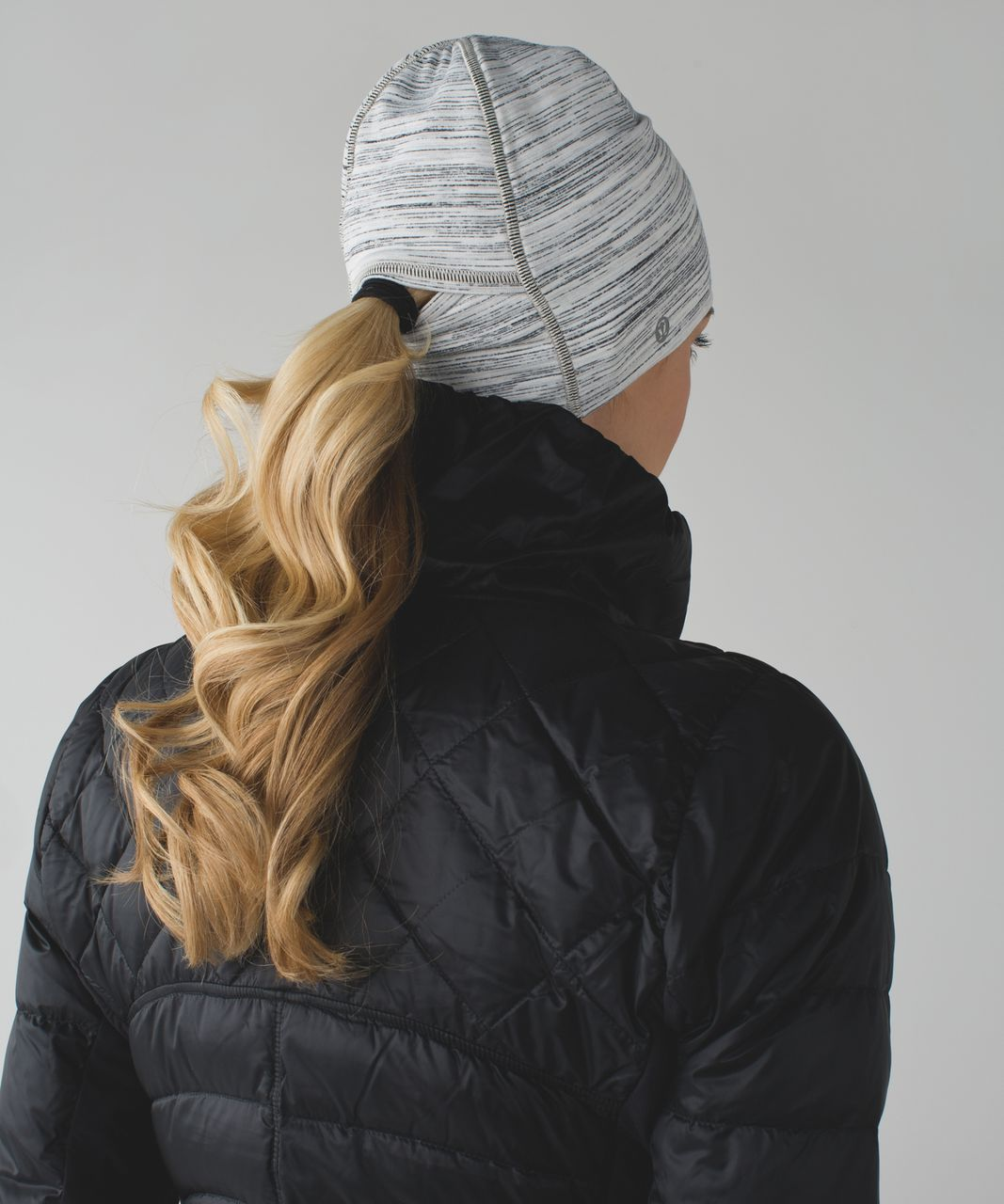 2cbacdd42a3cf Lululemon Run And Done Toque - Space Dye Camo White Silver Spoon ...