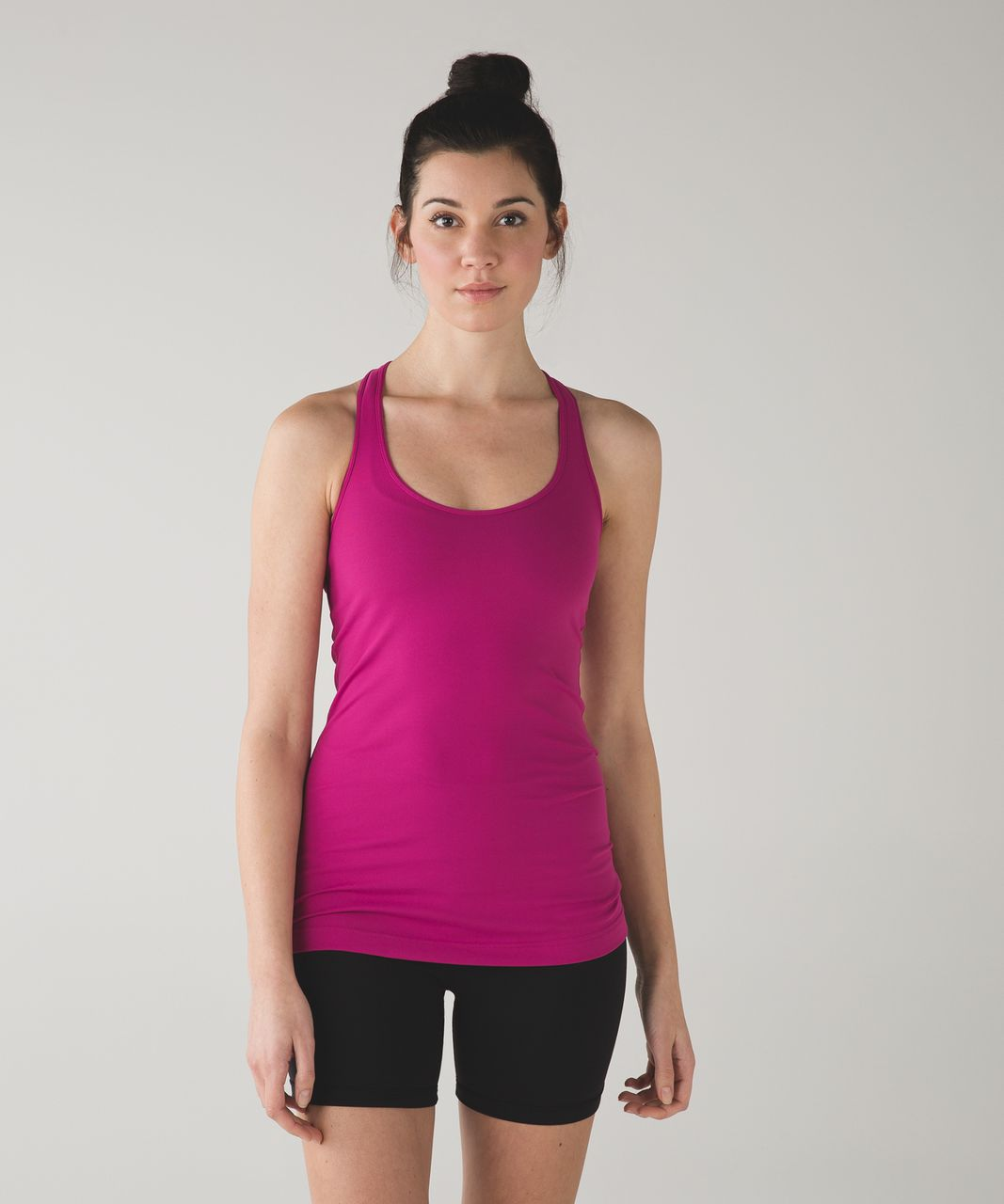 Lululemon Cool Racerback - Raspberry