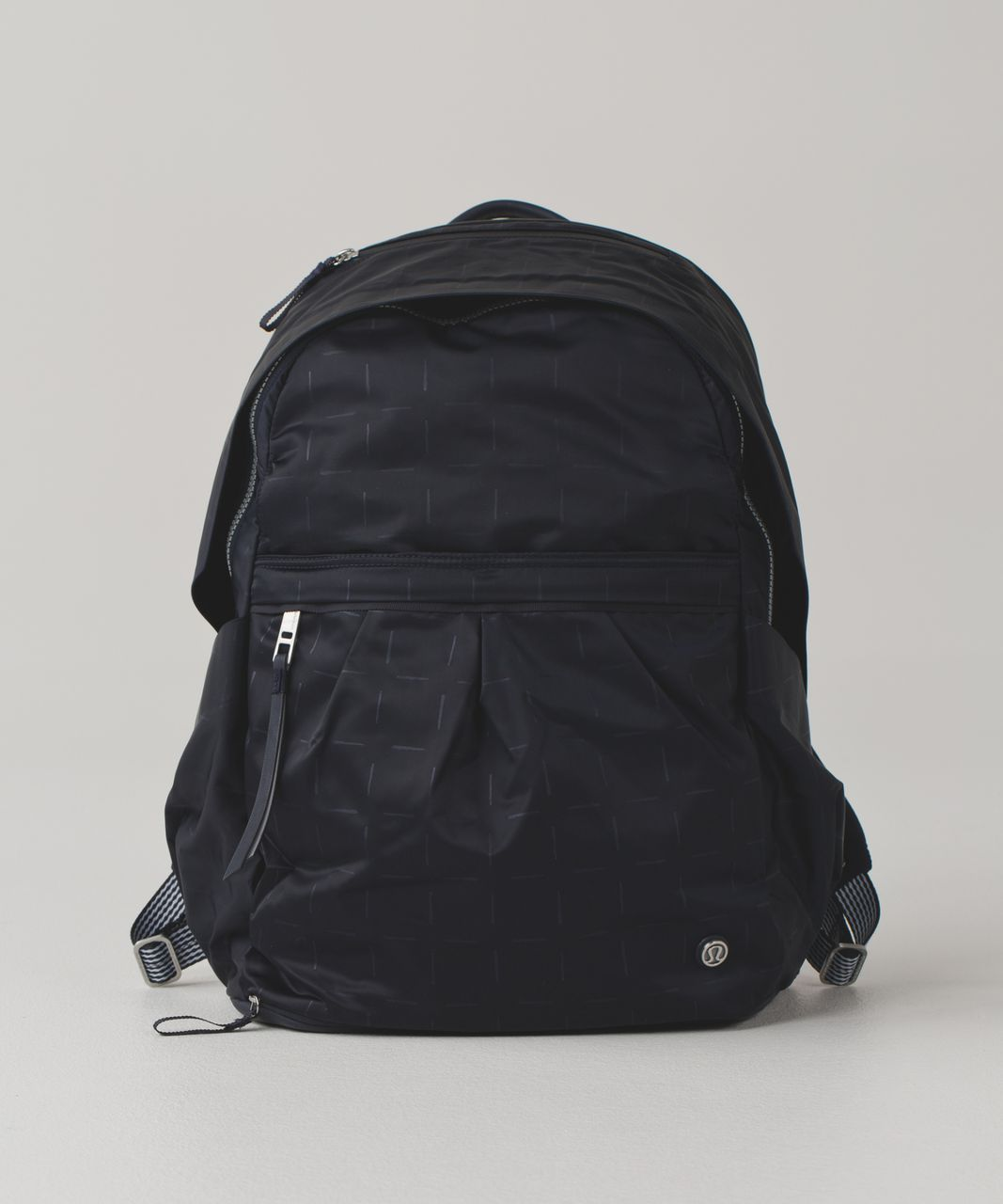 Lululemon Pack It Up Backpack - Tikki Tac Embossed Naval Blue