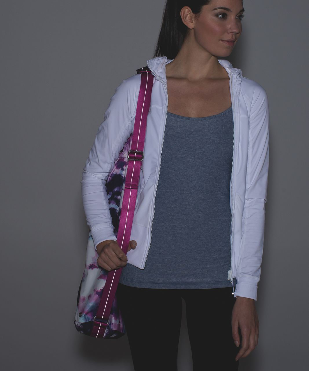 Lululemon Drishti Yoga Tote - Blooming Pixie Multi