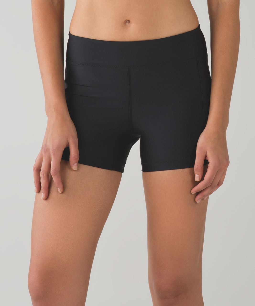 Lululemon Water:  Sun And Swim Short - Black
