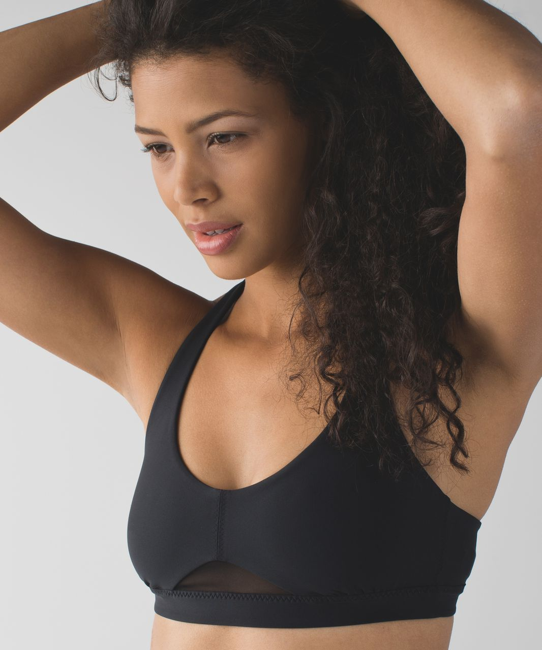 Lululemon Vent It Bra - Black