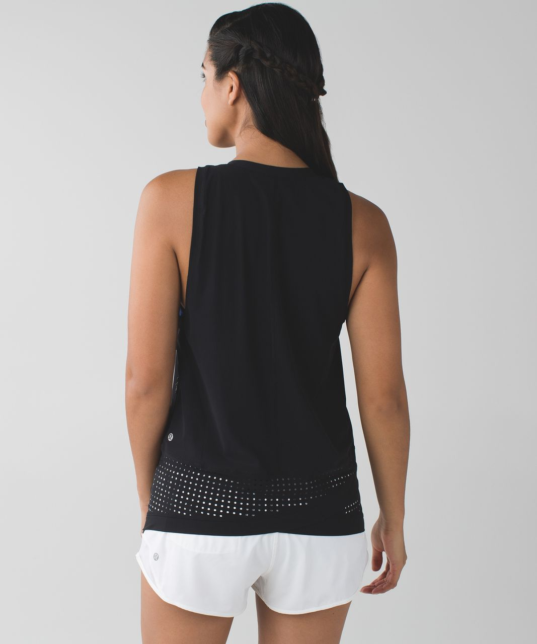 Lululemon Vent It Tank - Black