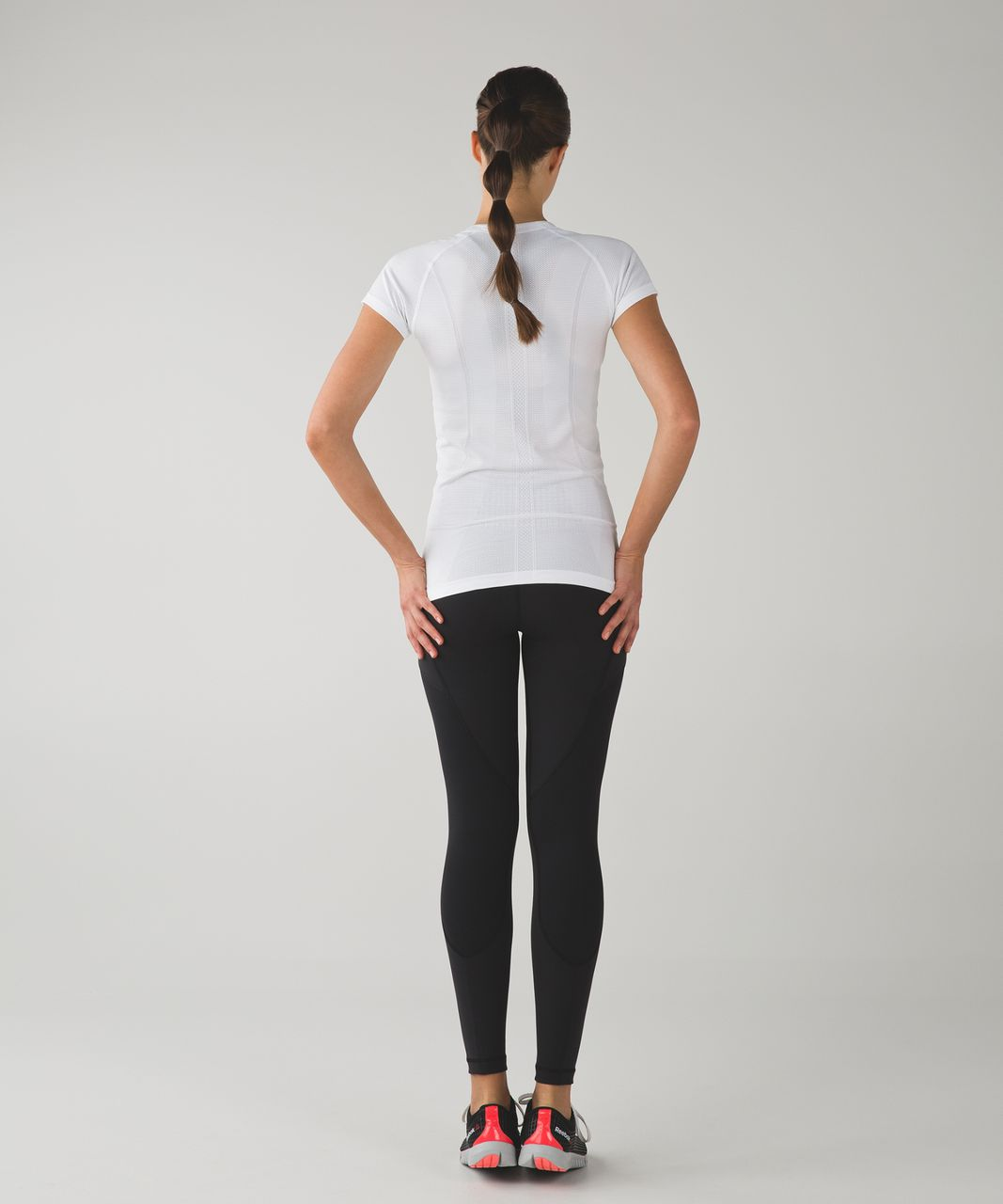 Lululemon All The Right Places Pant - Black / Cosmic Dot White Multi