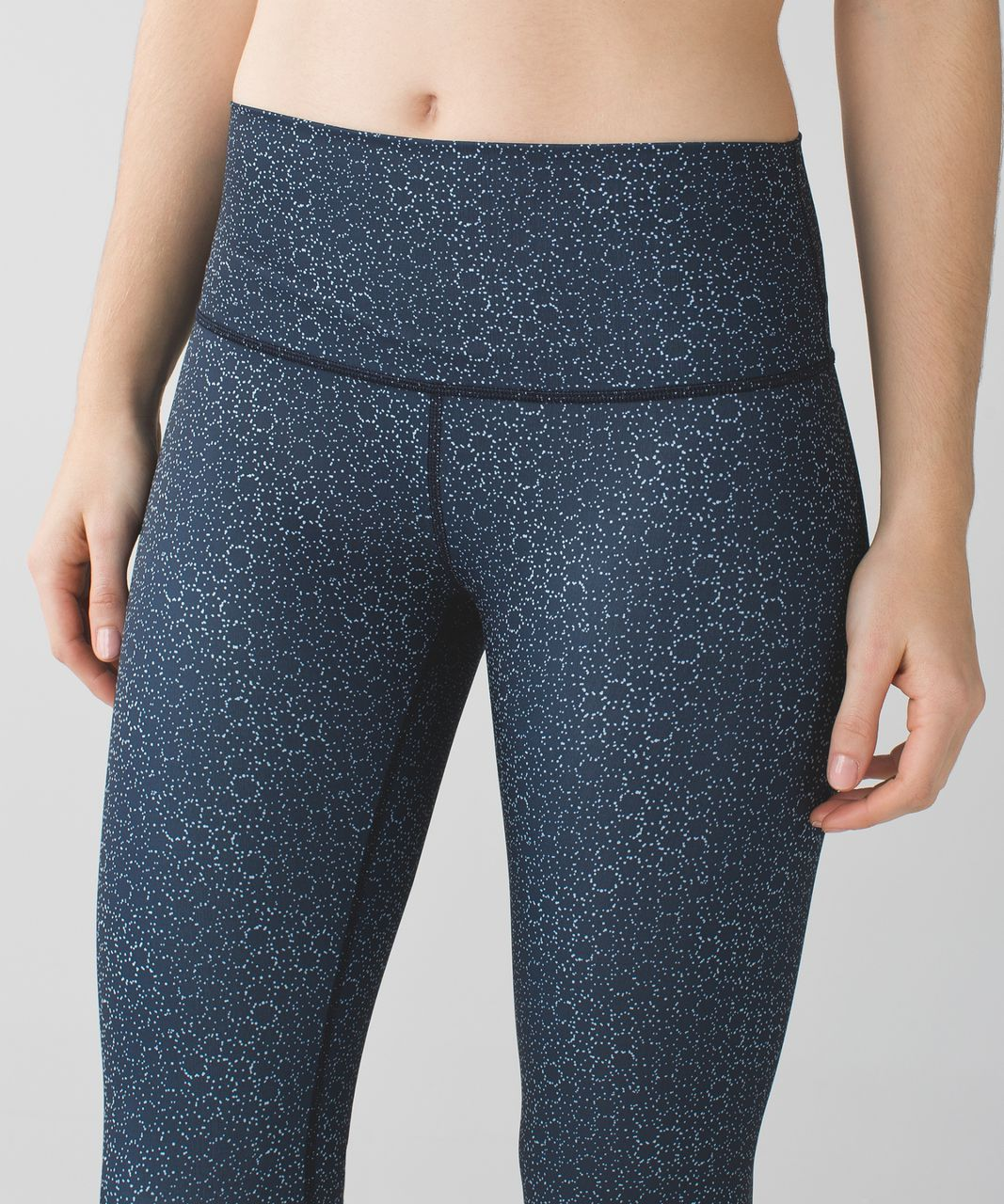 Lululemon High Times Pant *Full-On Luxtreme - Star Pixel Aquamarine Naval Blue