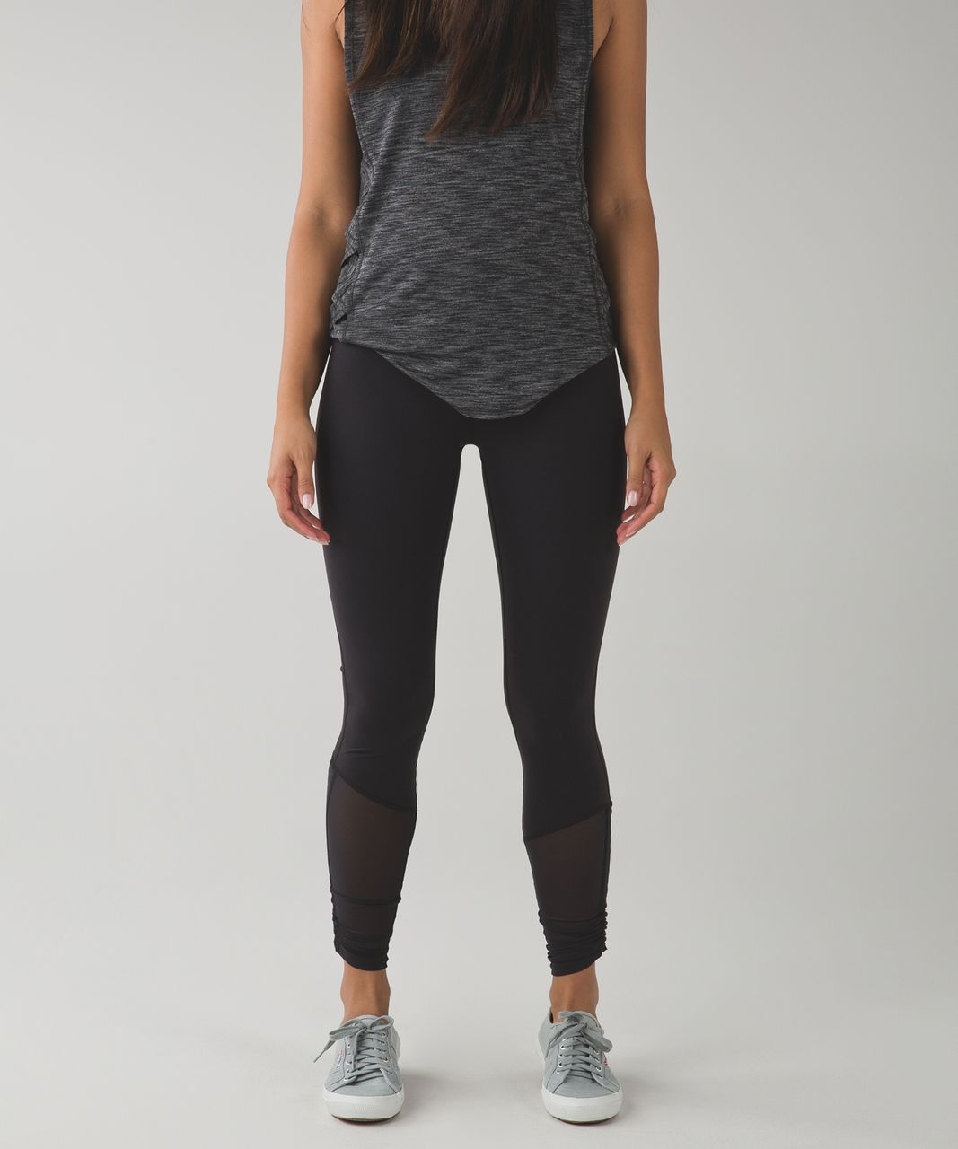 Lululemon Sweaty Endeavor Tight *Full-On Luon - Black