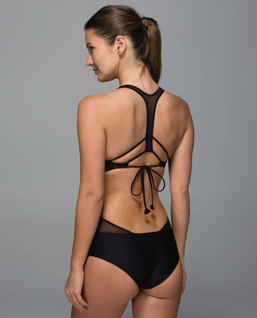 Lululemon Water:  Surf To Sand One Piece - Black