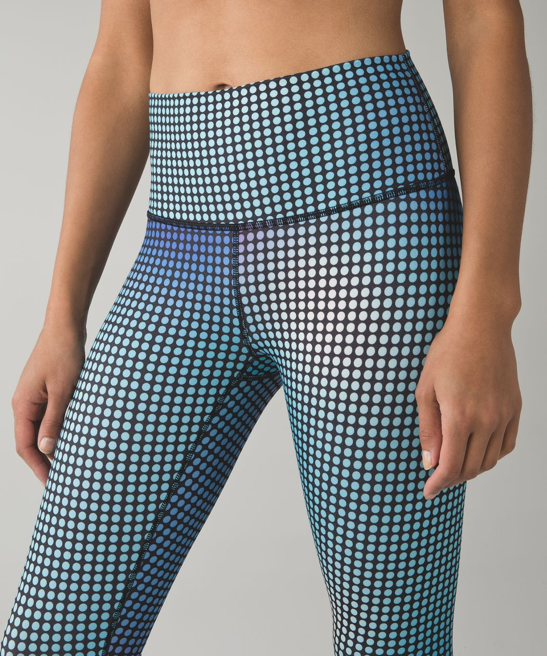 Lululemon High Times Pant *Full-On Luon - Cosmic Dot White Multi