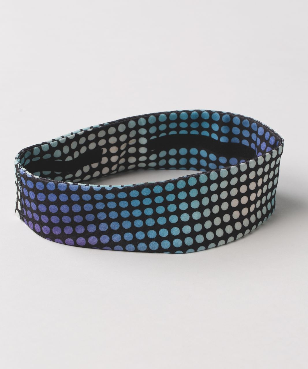 Lululemon Fly Away Tamer Headband II - Cosmic Dot White Multi