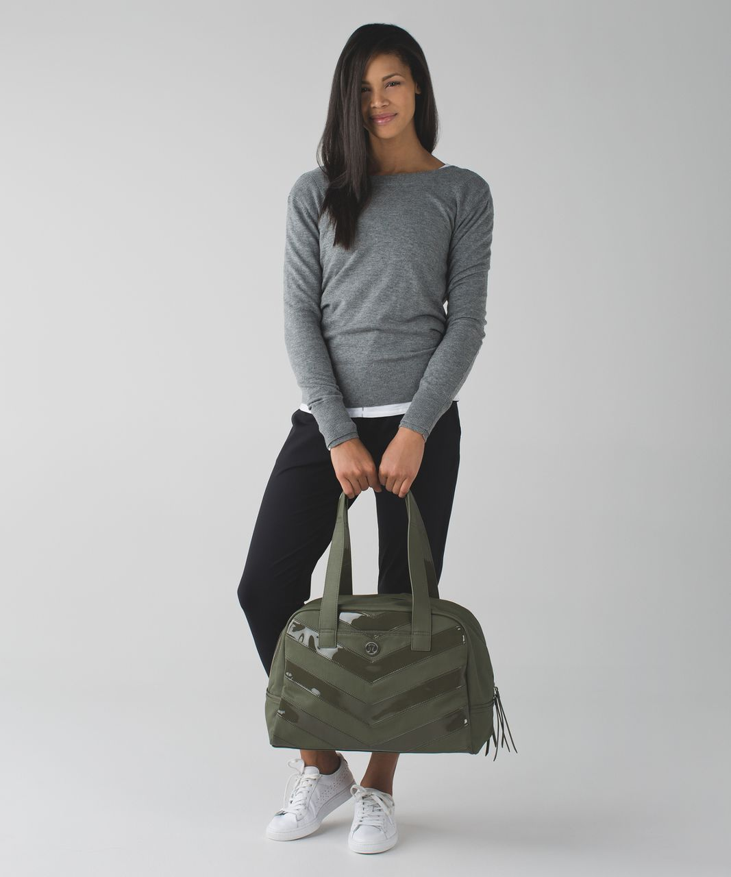 Lululemon Urban Sanctuary Bag - Fatigue Green