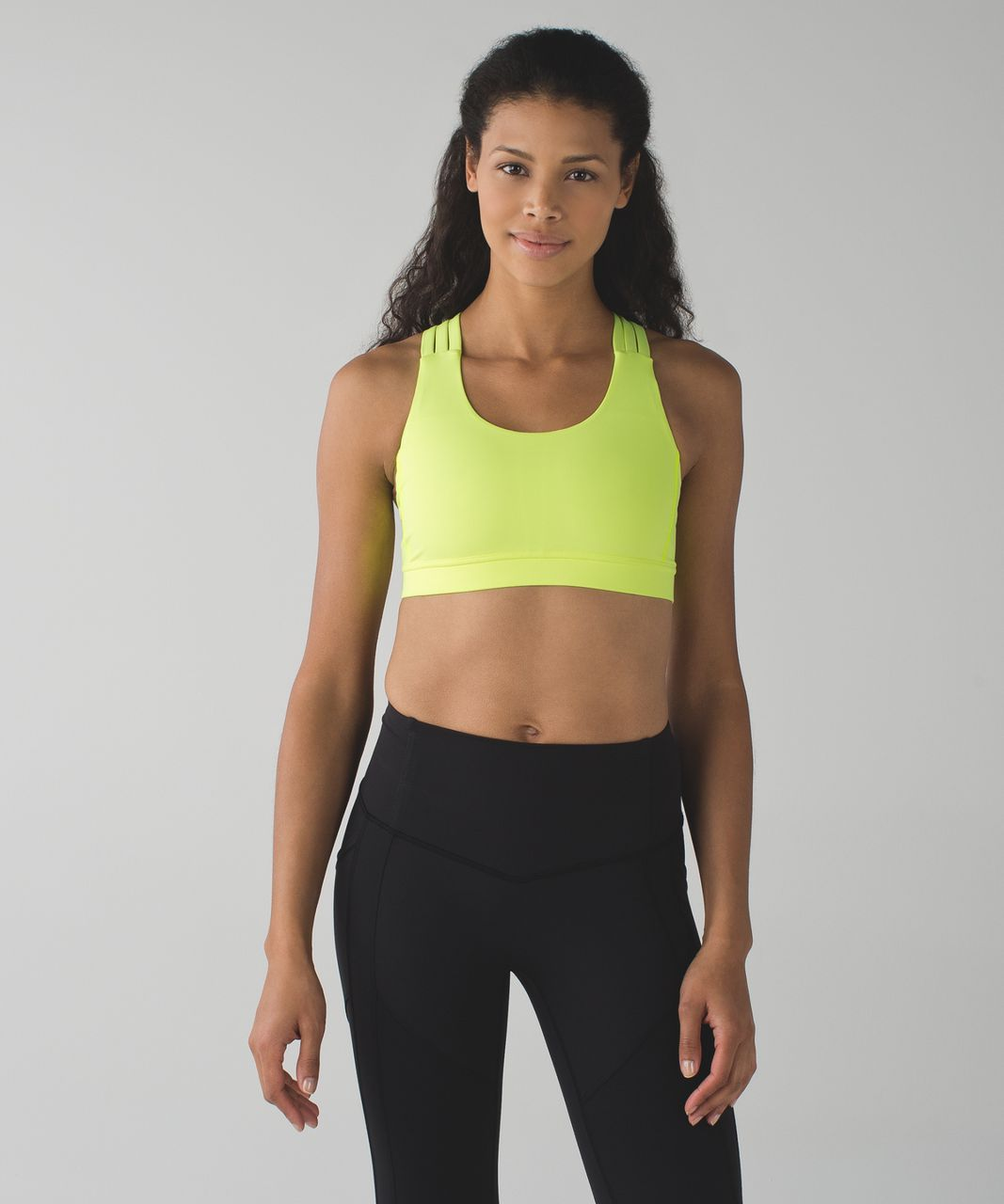 Lululemon All Sport Bra 3 Strap - Ray