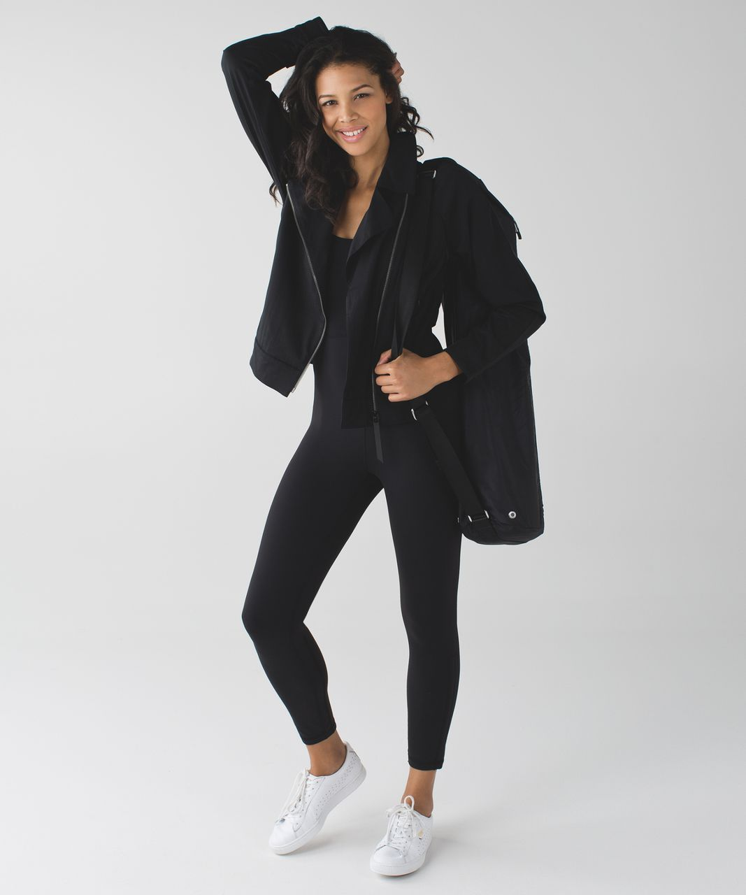 Lululemon Beyond Boundaries Onesie *Full-On Luon - Black