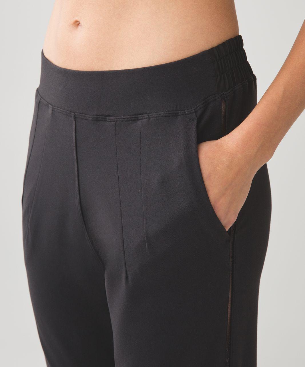 Lululemon Post Barre Pant - Black