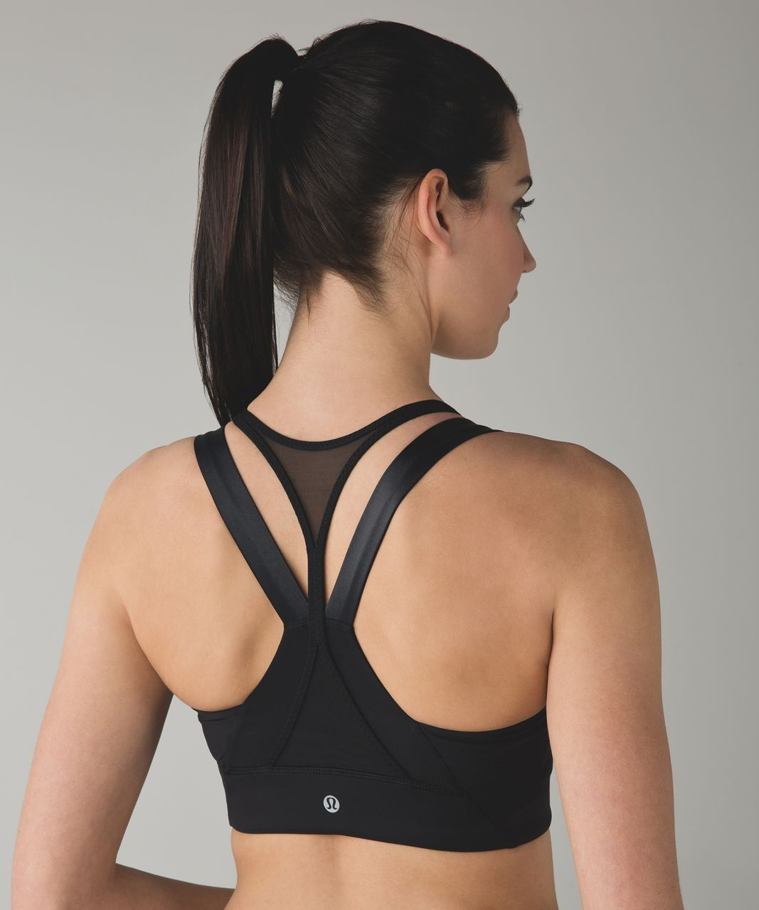 Lululemon Ready, Set, Sweat Bra - Black