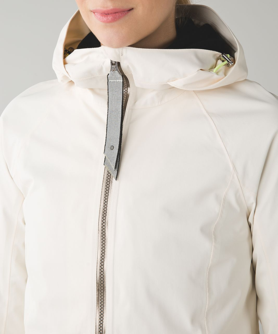 Lululemon Definitely Raining Jacket - Angel Wing