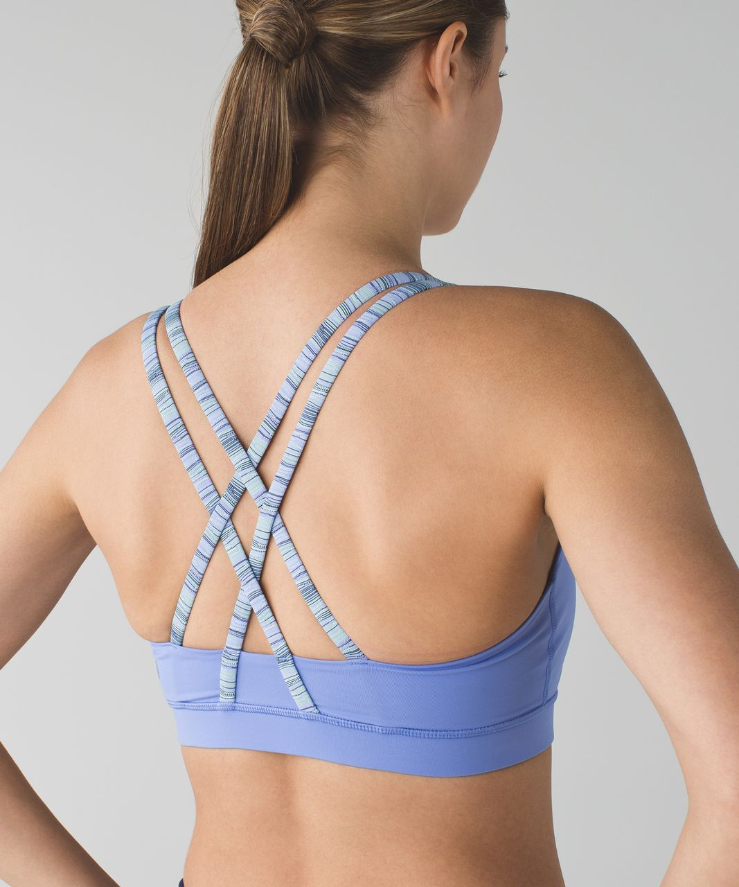 Lululemon Energy Bra - Lullaby / Space Dye Twist Lullaby Ray