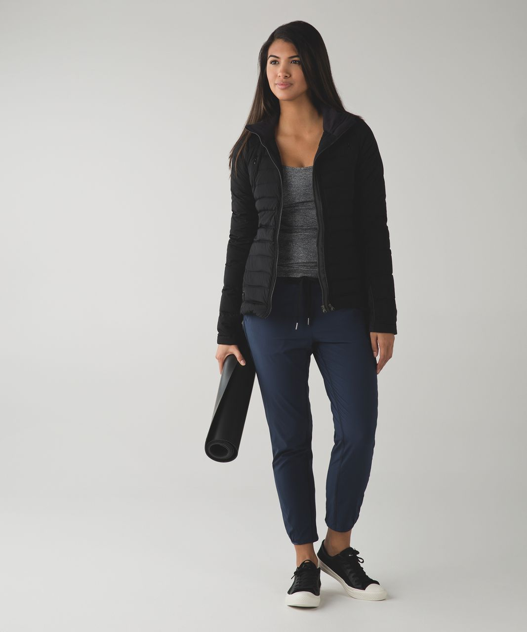 Lululemon &go On The Go Jogger *Lined - Inkwell