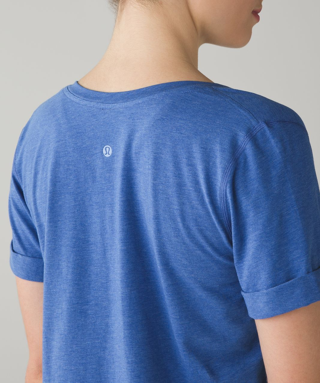 Lululemon Love Tee II - Heathered Sprinkler