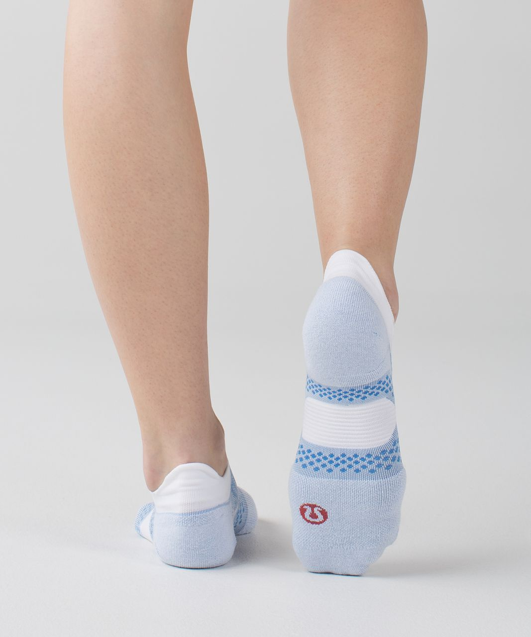 Lululemon High Speed Sock - Chalk / Porcelaine